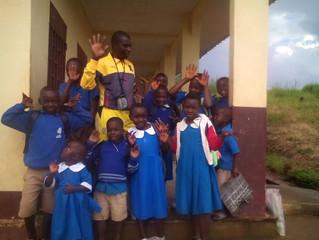BACK TO SCHOOL- BAMENDA, CAMEROON