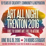 ART ALL NIGHT- TRENTON, NEW JERSEY