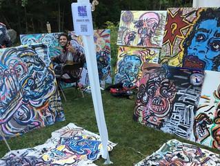 EVENING OF ART & MUSIC- NEW HAMPSHIRE