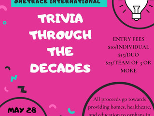 TRIVIA THROUGH THE DECADES- USA