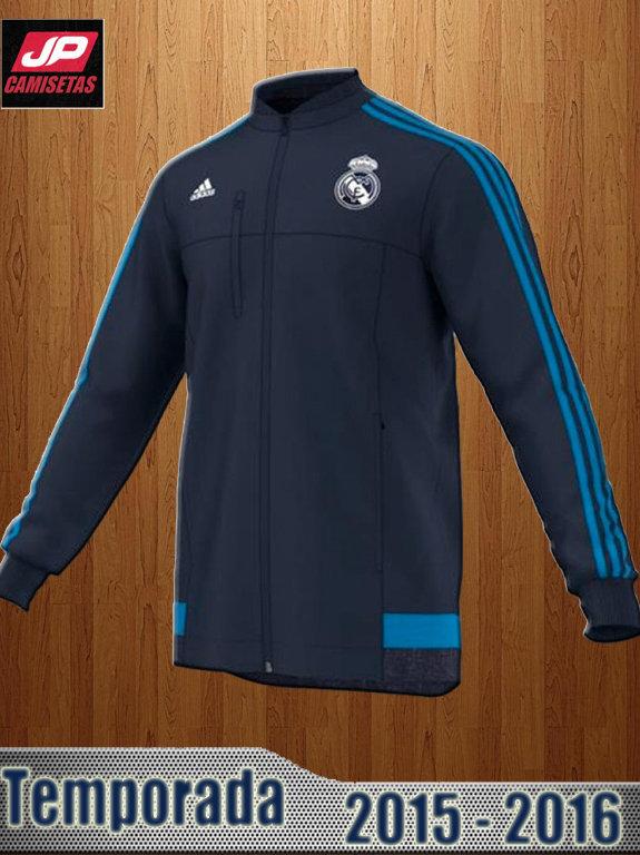 utterly stylish cute cheap aliexpress Chaqueta Real Madrid 15/16