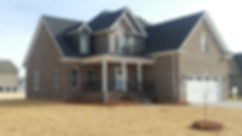 107 Emerald Ct. - Front of house landsca