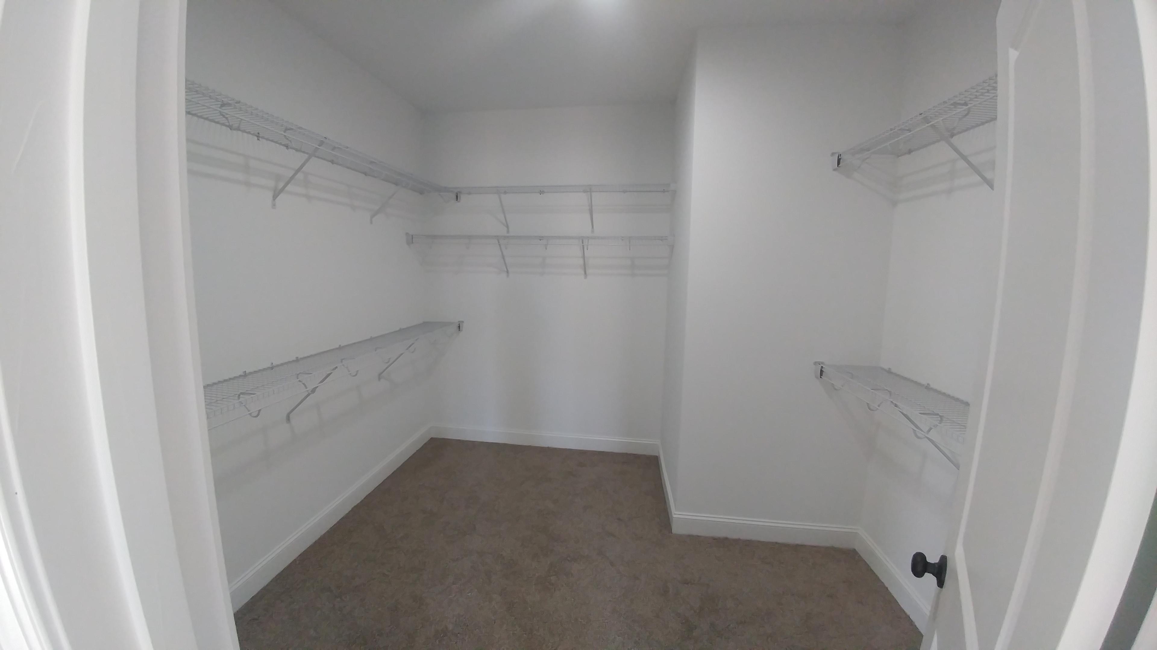 107 Emerald Ct. - master closet