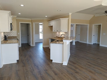 105 Emerald Ct. - Kitchen & Living Rm -