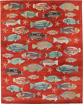 8 x 10 School of Fish Red 2.jpg