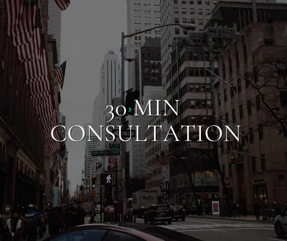 30 Min Consultation