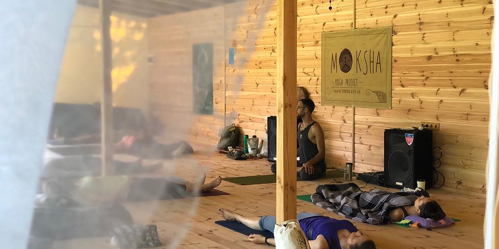 Молчаливый ретрит выходного дня «Медитация» под Киевом с Денисом Бучмой (1)