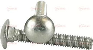 MUSHROOM HEAD SQUARE NECK BOLTS STAINLES