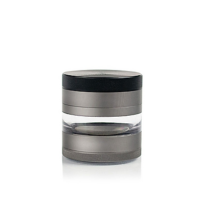 "Kannastor 2.2"" Multi Chamber Jar + Grinder"