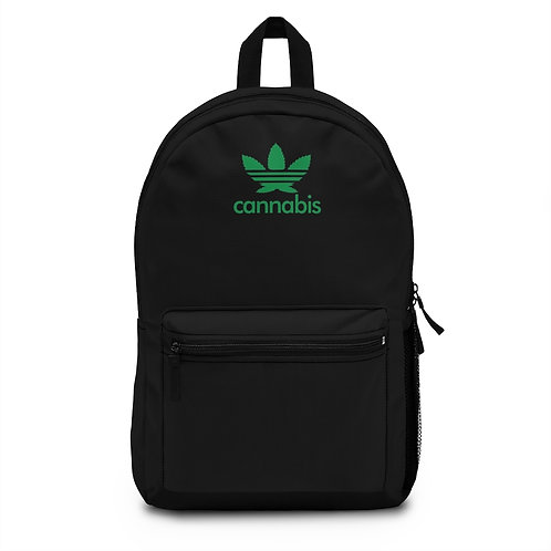 Cannabis Logo Backpack (Made in USA)