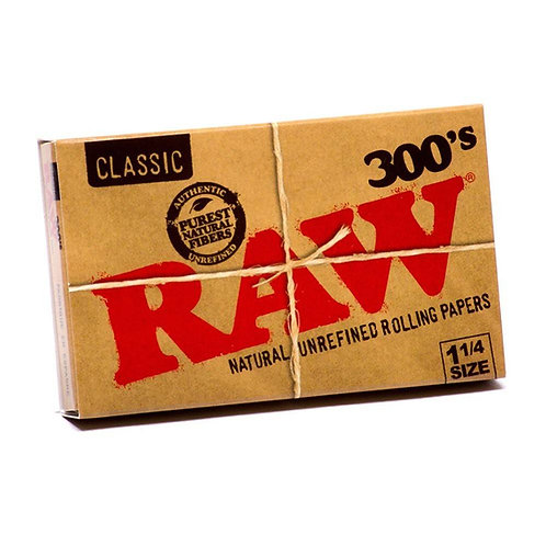 """RAW 300's Rolling Papers - 1.25"""""""