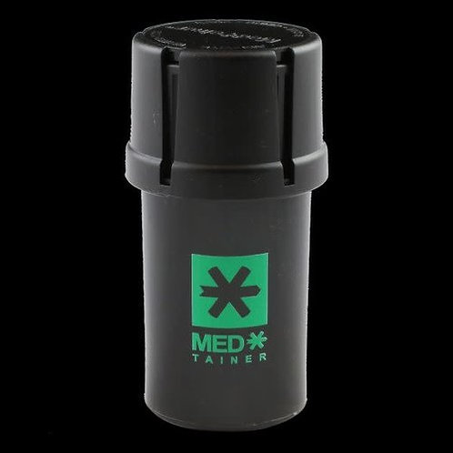 Medtainer XL Smell Proof Container w/Built In Grinder