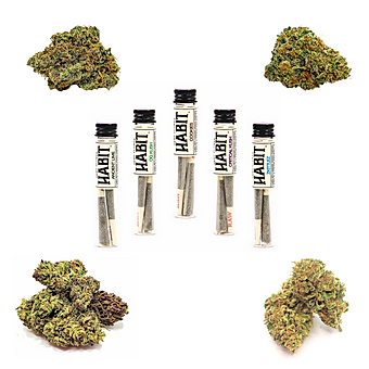 simply crafted cbd flower collection .pn
