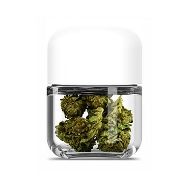Child Resistant HiLine Glass Jar