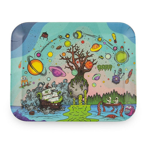 Tree Of Life Rolling Tray
