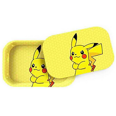 Pikachu Rolling Tray w/Magnetic Lid