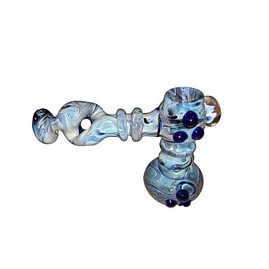 Glass Fumed Bubbler