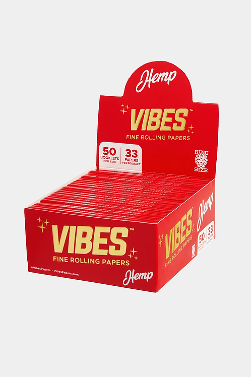 VIBES Papers Box - King Size Slim