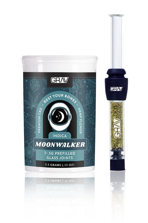 grav cbd glass joints - moonwalker