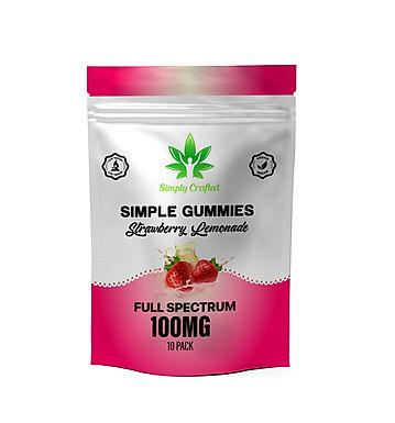 Organic Gummies - 10 Pack