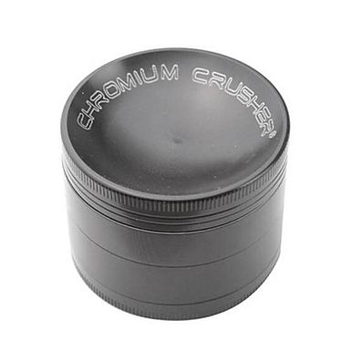 """Chromium Crusher Vortex 4-Piece Metal Grinder - 2.5"""""""