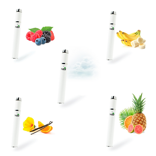 CBD Vape Pen Sampler (5 Pack)