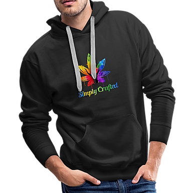 Simply Crafted Cotton Hoodie