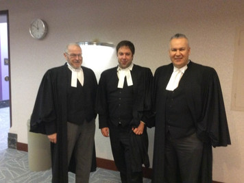 MCFN Court proceedings Feb. 8 – 12, 2016 Written and submitted by: Jackie Fletcher