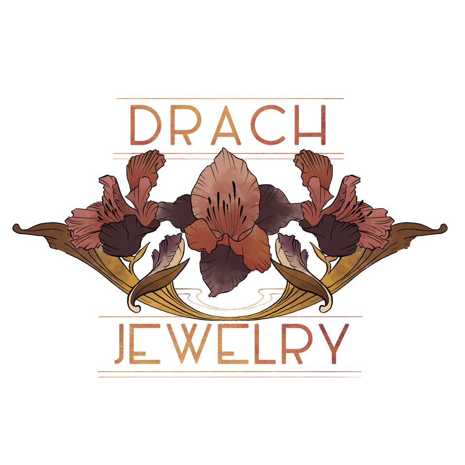 Logo Drach Jewelry