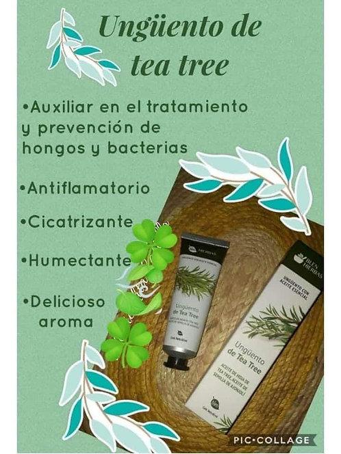 Ungüento de tea tree