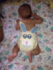 pañal conejo