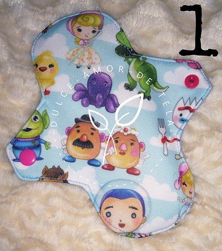 Pantiprotector personajes Disney/pixar