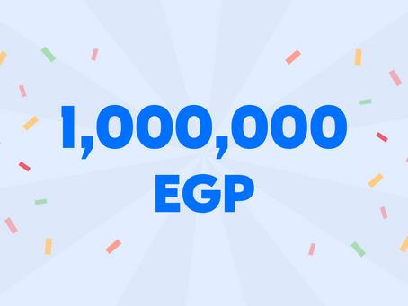 PASSiD celebrates processing 1M EGP