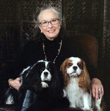 Melissa Hatfield photo with canine