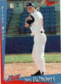 Jon Palmieri Baseball Card