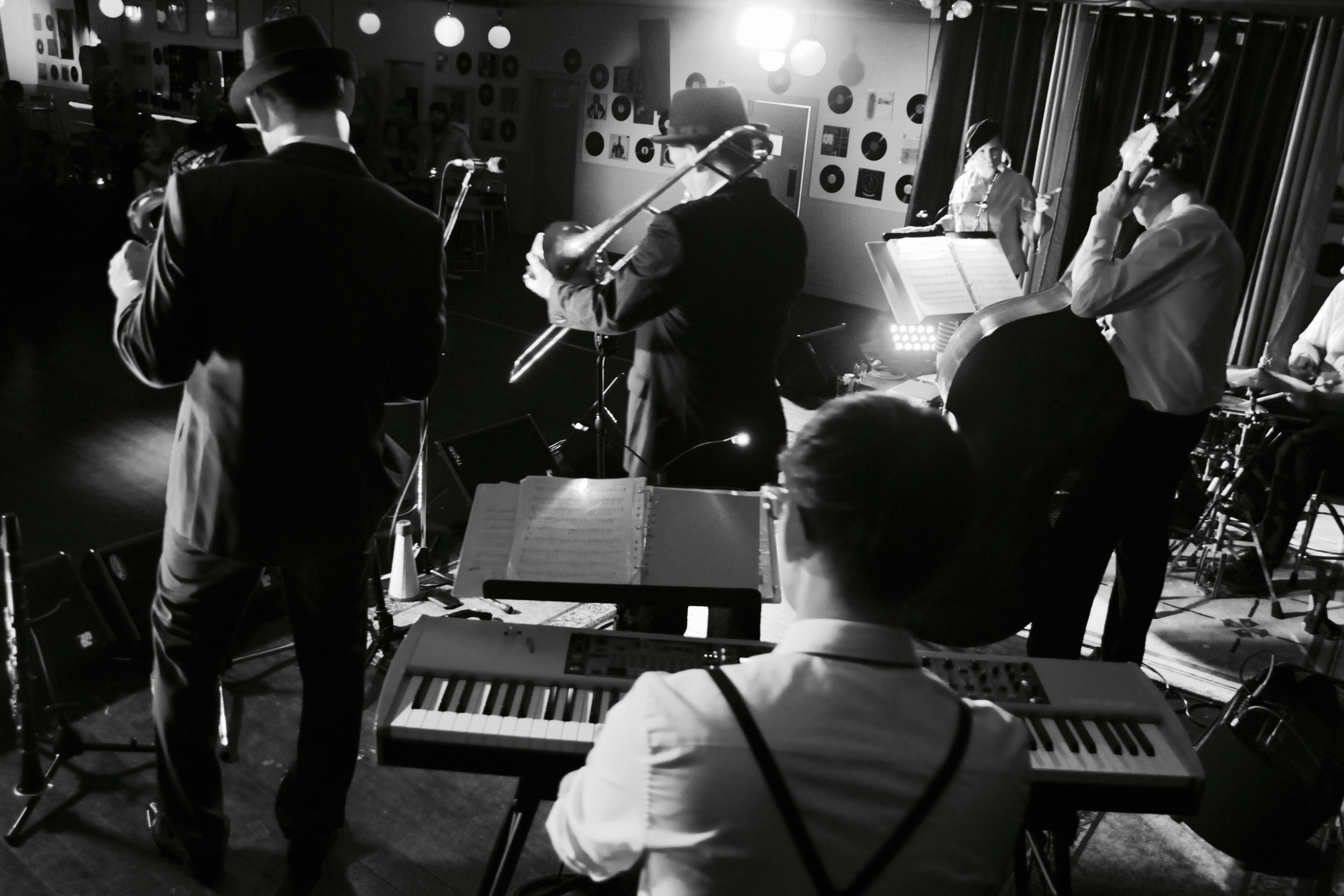 Back o da band