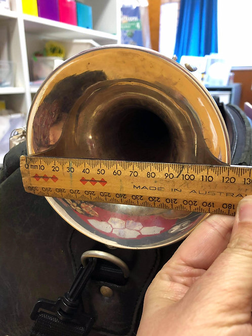 The correct way to measure a bell