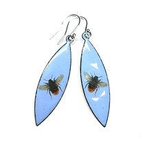 1. Bee-light-blue-enamel-marquise-drop-e