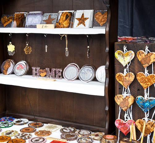 Veronika Zajickova's inspired, recylced gifts
