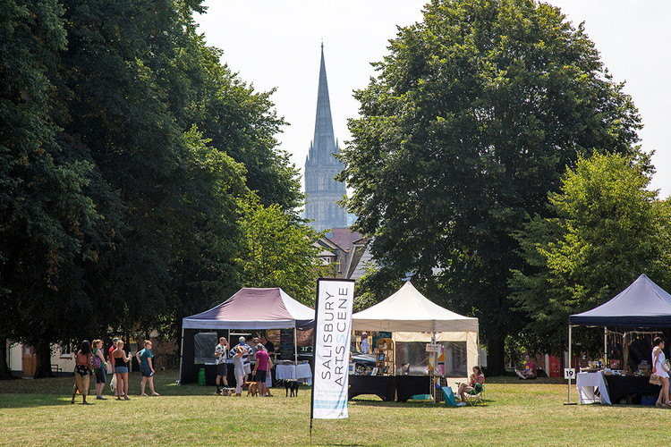 Perfect weekend for exhibitors and visitors.