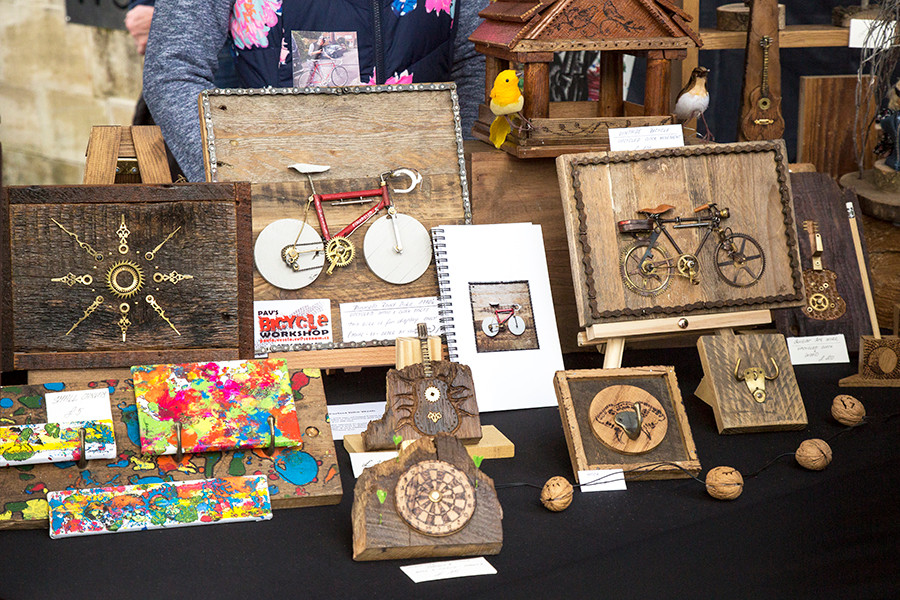 Barbora Vlckova's amazing handmade gifts… all recycled!