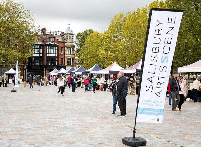 Salisbury Arts Scene 4th event!