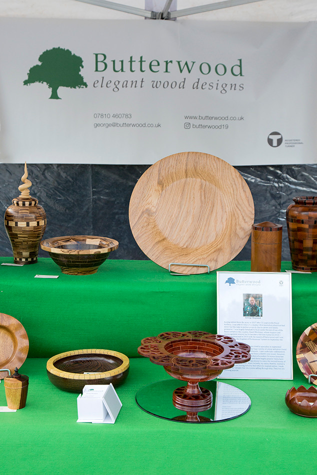 George Shapland's amazing craftsmanship!