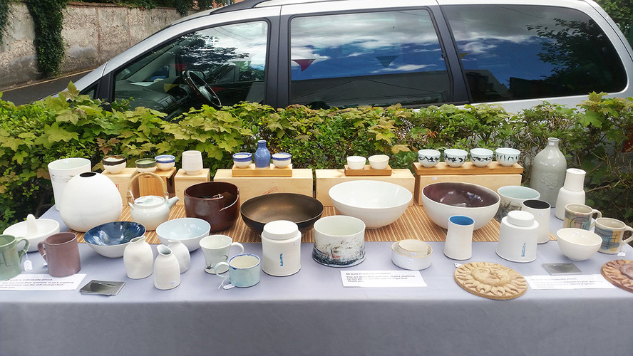 Beautiful and usable-ceramics from Steve Neville… perfect for every home!