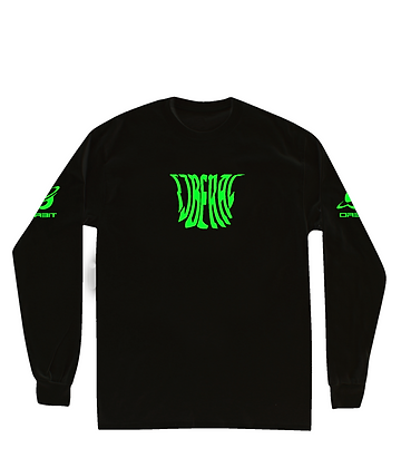 BLACK ORBIT CREW LONG SLEEVE