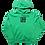 Thumbnail: GREEN ORBIT CREW HOODIE