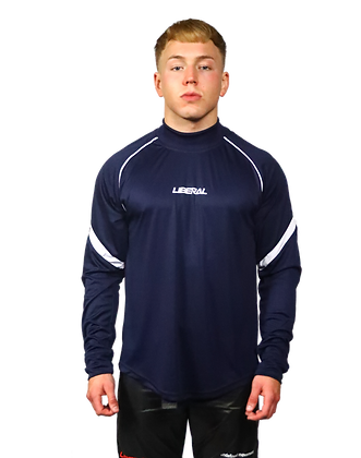NAVY TRAINING TOP