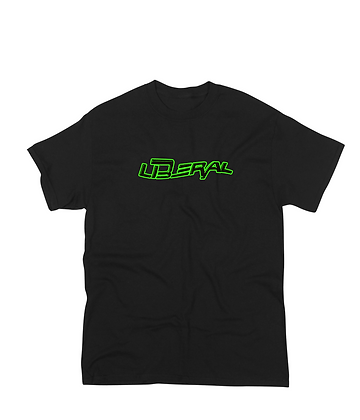BLACK ORBIT WAVE T-SHIRT