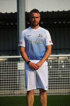 BUFC WHITE NIKE AWAY SHIRT