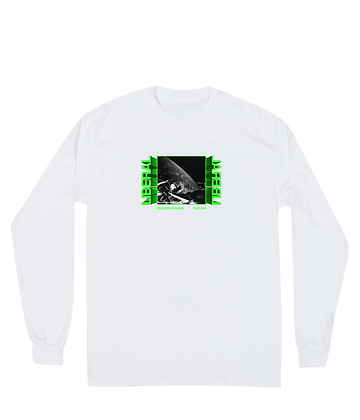 WHITE EARTH VIEW LONG SLEEVE